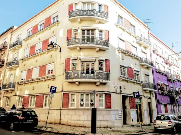 Edifício R. Carlos Mardel, Lisboa