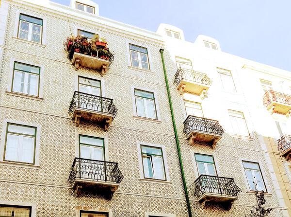 Rua Tomás Ribeiro, Lisboa